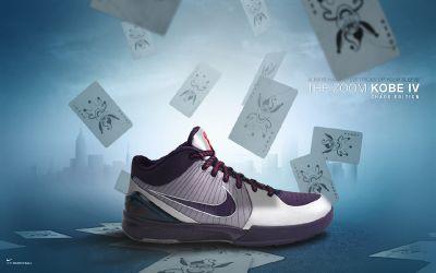 "Nike Zoom Kobe IV (4) ""Chaos Edition"""