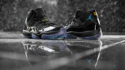 Air Jordan XI Gamma Blue