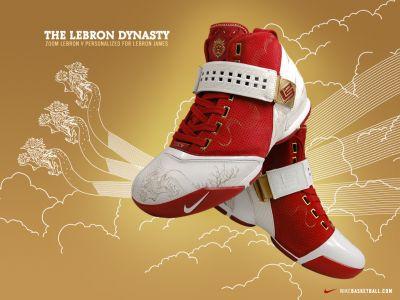 Nike Zoom LeBron V (China Edition)