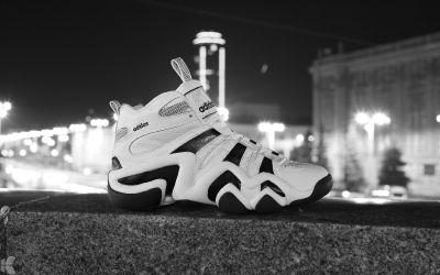 Day & Night: Adidas Crazy 8