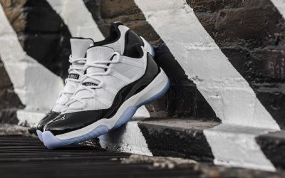 "Air Jordan XI Low ""Concord"""