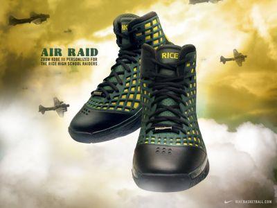 Air Raid (the Rice High School Raiders)
