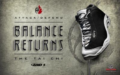 AND1 Tai Chi Mid