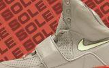 Nike Air Yeezy (grey/red)