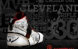 Nike Zoom LeBron V (Cleveland Edition)