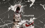 """Nike Dunk """"Splatter"""""""