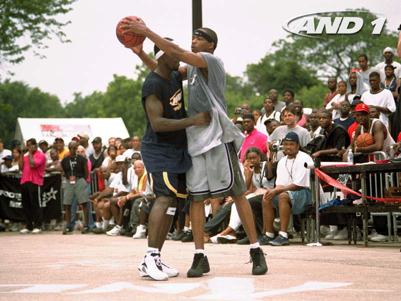 and1 mixtape moment