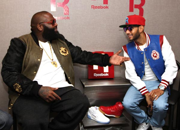 Rick Ross Swizz Beatz