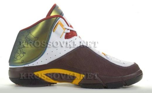Jordan Melo M4 China Edition