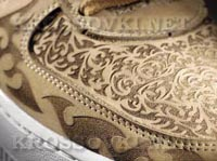 Nike Air Force 1 Laser cut