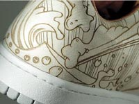 Nike Dunk Low Laser Cut