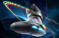 Back To The Future Nike MAG 2011