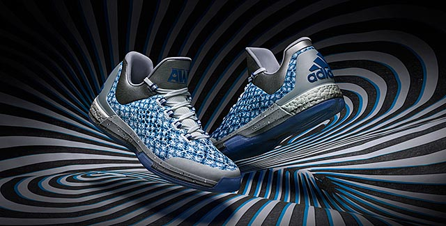 adidas Crazy Light Boost 2015 Andrew Wiggins Home PE