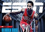 Derrick Rose - ESPN magazine cover