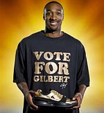 Gilbert Arenas Гилберт Аринас Washington Wizards
