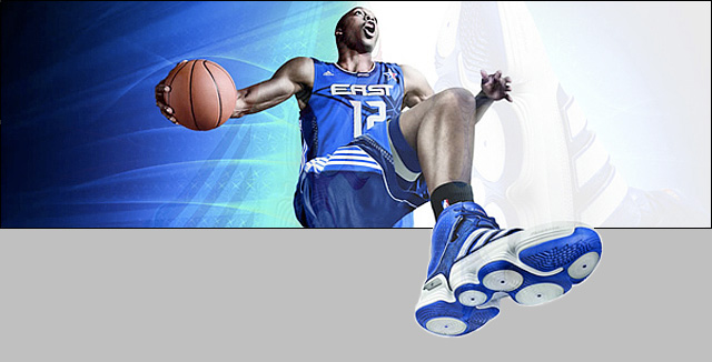 Dwight Howard Adidas TS Supernatural Commander