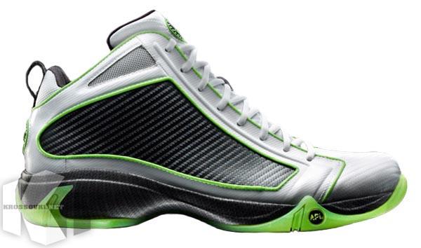 97f0b525466a Apl Concept 1 Black Basketball Shoes - Style Guru  Fashion