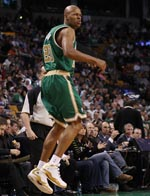 Ray Allen Jordan Hallowed Ground St Patrick Day PE