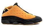 Air Jordan XIII 13 Low Black Chutney