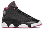 Air Jordan XIII 13 GS Black Pink Rose