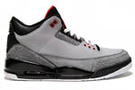 Jumpman Air Jordan III (3) Stealth