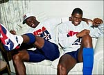 Michael Jackson & Magic Johnson: Dream Team fun