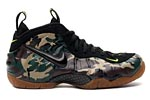 Nike Air Foamposite One Green Camo