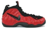 Nike Air Foamposite pro black/ red
