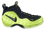 Nike Air Foamposite Electric green
