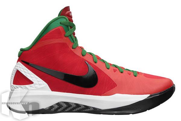 "wholesale dealer c95d2 a170f Nike Hyperdunk 2011 ""Mexico"""