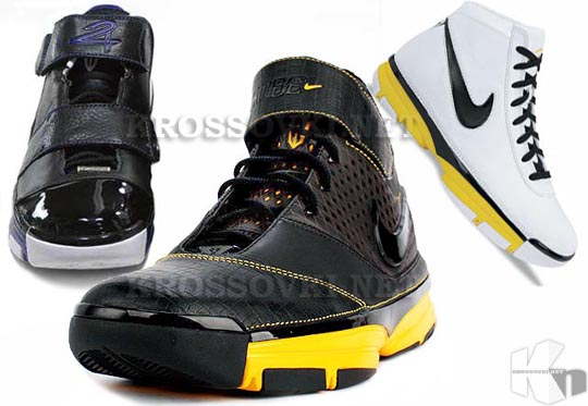 Nike Zoom Kobe II / Strength/ Lite