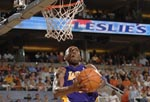 Kobe Bryant Playoff '07 Dunk
