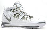 Nike Zoom LeBron III All-Star laser