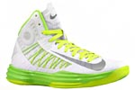 Nike Lunar Hyperdunk 2012 electric green