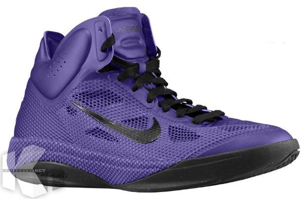 Nike Zoom Hyperfuse - Обзоры - Кроссовки.net 18e9facef248