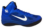 Nike Zoom Hyperfuse University of Kentucky PE