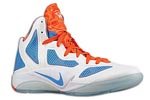 Nike Zoom Hyperfuse 2011 Russell Westbrook home PE