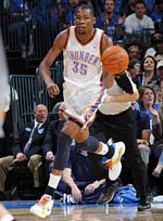 Kevin Durant - Nike Zoom KD 3 III Scoring Title Home