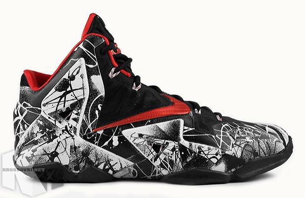 Nike Lebron 11 - Обзоры - Кроссовки.net db38d8c521b