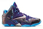 Nike Lebron XI Court Purple