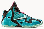 Nike Lebron XI South Beach