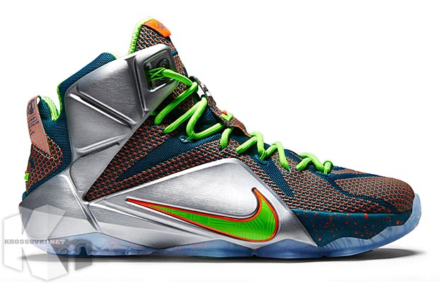 buy popular 9be06 f747b Nike LeBron 12 Trillion Dollar Man