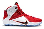 Nike LeBron 12 Heart of a Lion