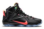Nike LeBron 12 Data