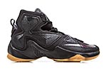 Nike LeBron 13 Black Lion