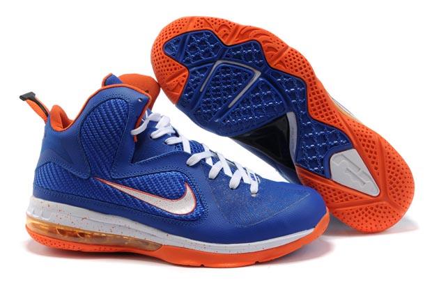 Есть и прямое непопадание в цветовые гаммы нынешних расцветок Nike Lebron 9. af1f04e2632