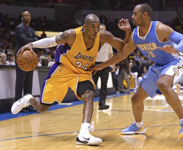 436da50c7a49 Kobe Bryant - Nike Kobe 9 EM Laser Crimson