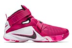 Nike Zoom Soldier 9 Think Pink