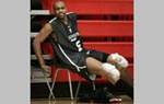 Vince Carter knee injury