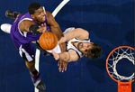 Jason Thompson в Nike Air Max Sweep Thru